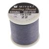 Miyuki Nylon Beading Thread B Grey Slate (50m)